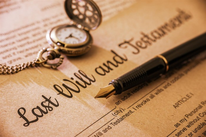 Wills, Probate and Elderly Client Services